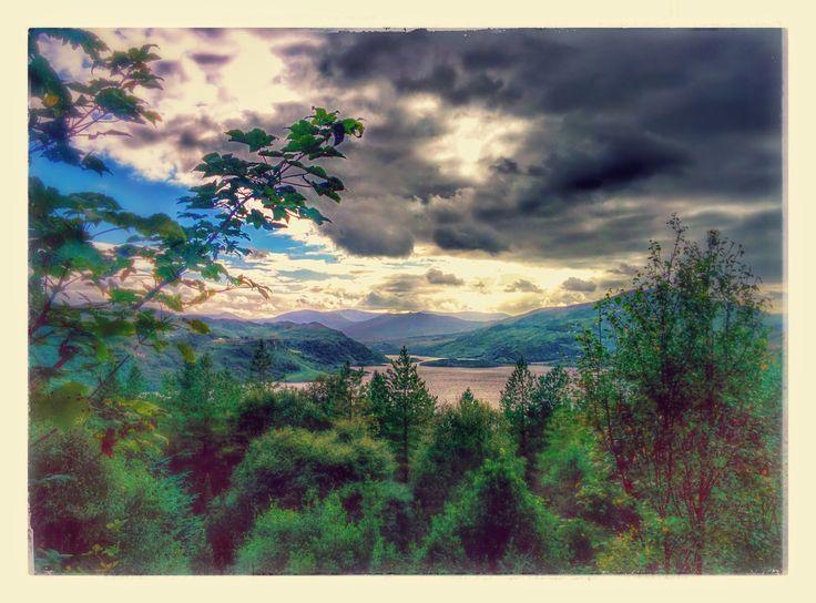 Caragh Lake, Killorglin, Ireland. Still image from www.reelinlife.com