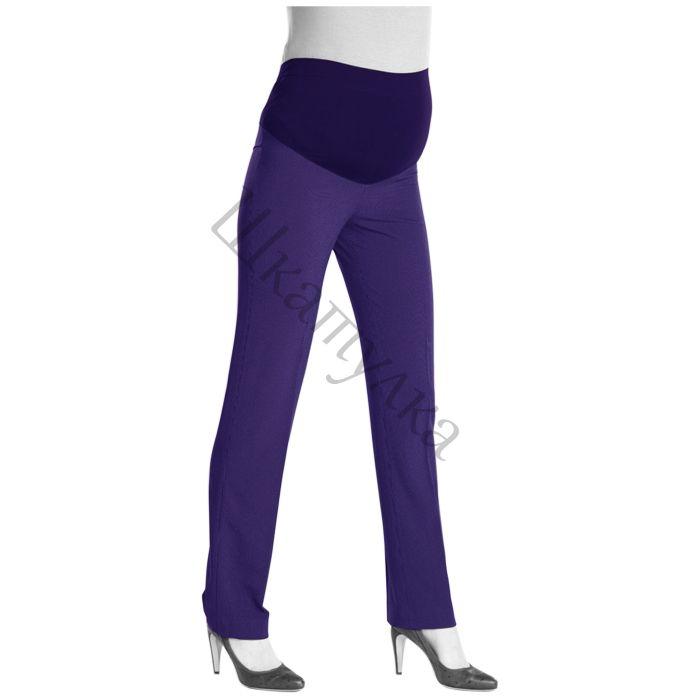 free pattern size 36+44 - maternity trousers