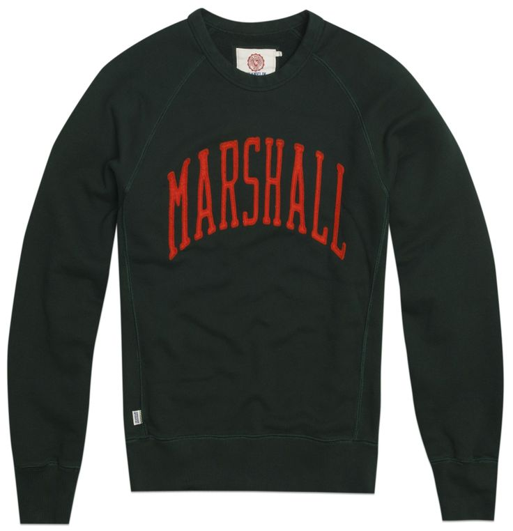 Men's crew-neck sweatshirt, raglan sleeves - Fleeces - MAN - Franklin & Marshall - Franklin & Marshall