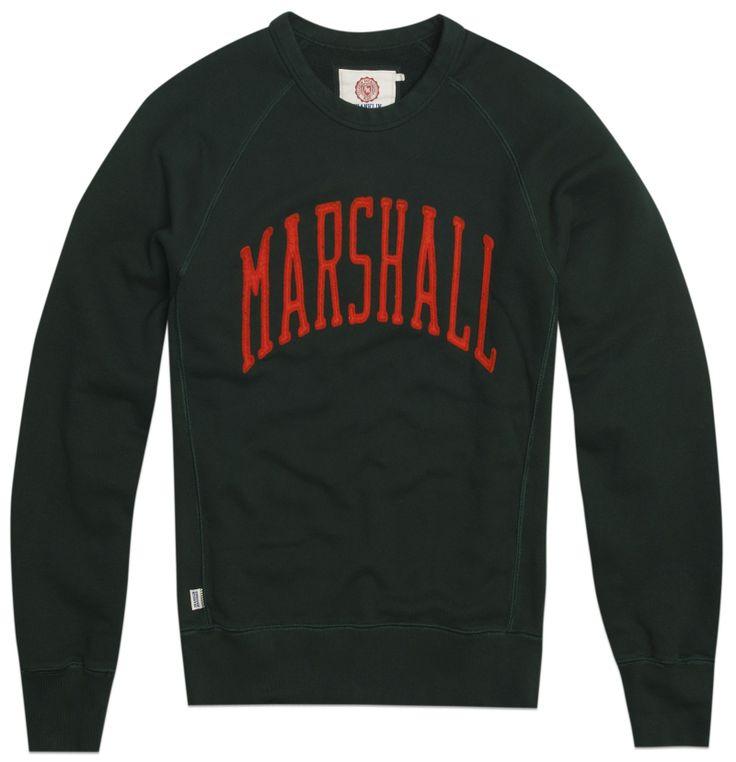Men's crew-neck sweatshirt, raglan sleeves - Fleeces - MAN - Franklin & Marshall - Franklin & Marshall