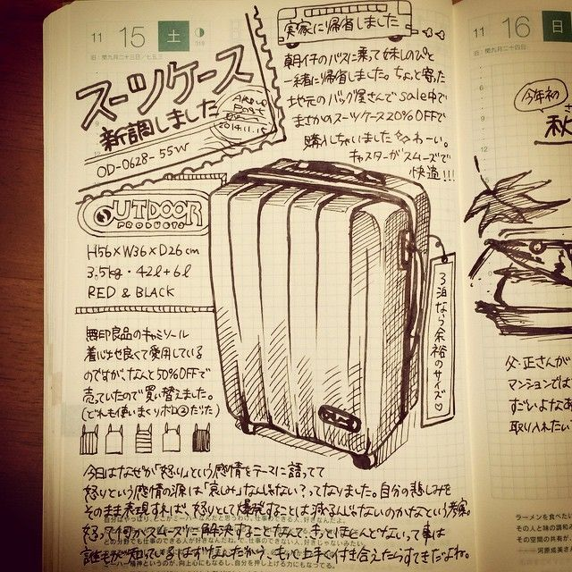akanehazuki #ほぼ日手帳#カズン#手帳#万年筆#日記#絵日記#diary#hobonichi#プラチナ万年筆#文房具#fount... | Use Instagram online! Websta is the Best Instagram Web Viewer!