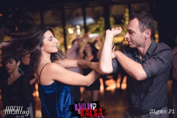 Party Shut up & Salsa - 25/11/2016 :: HASHTAG - Album on Imgur