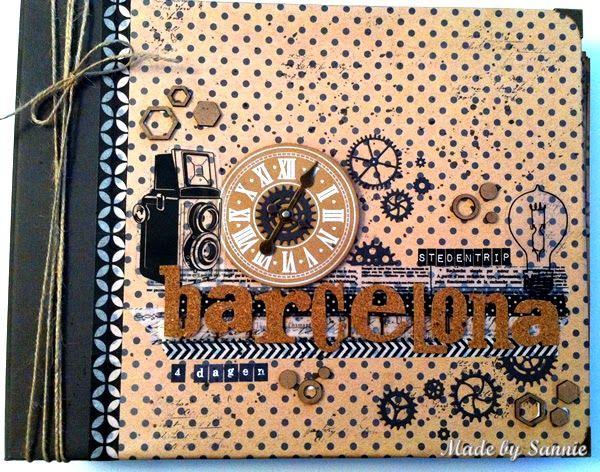 Made by Sannie: The Barcelona Album