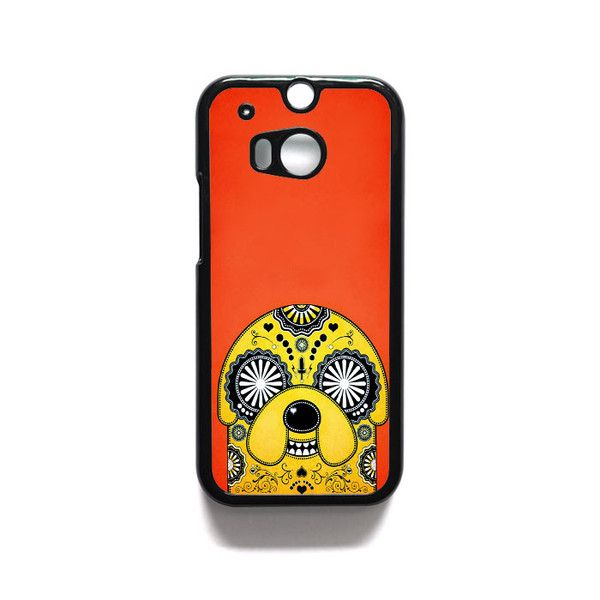 Adventure Time Jake The Dog 2 HTC One M7 M8 iPod Touch 4 5 Case Cover
