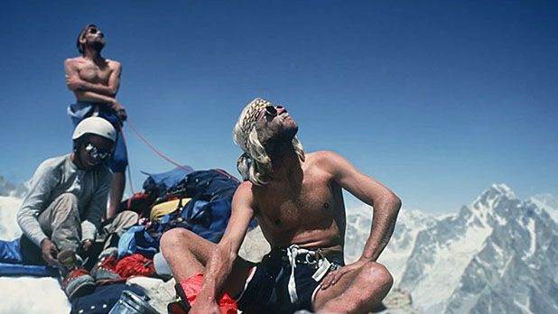 Jeff Lowe's Metanoia: The Best Climbing Movies