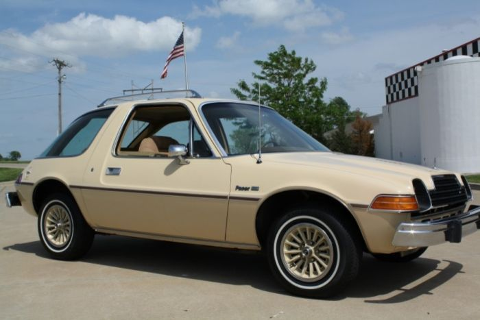 Almost 35 years is a long time for a car to remain in original condition