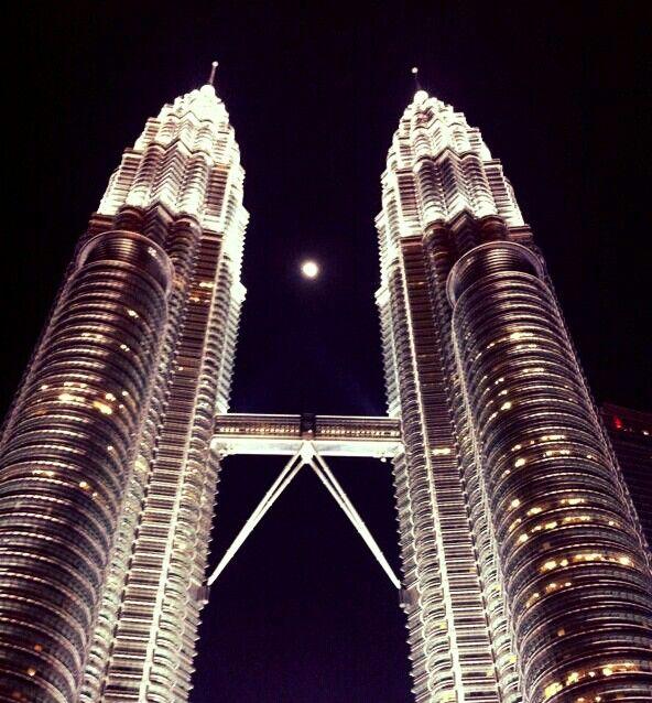 PETRONAS Twin Towers in Kuala Lumpur, Kuala Lumpur