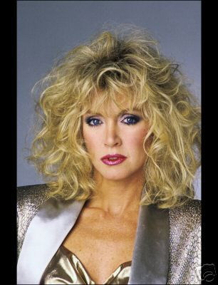 Oh my 80's heart loves this hair!! donna mills - Google Search