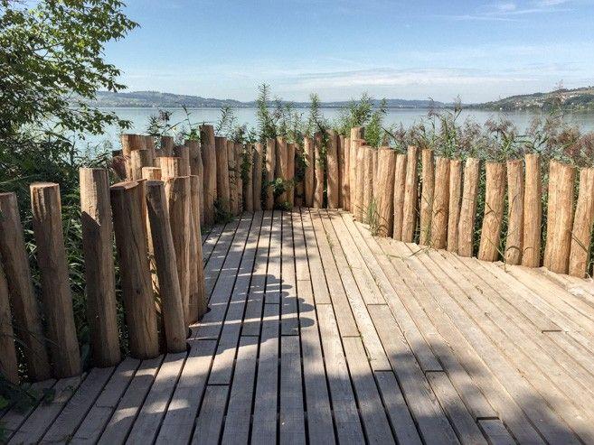 Besucherzentrum Vogelwarte Fontana Landschaftsarchitektur