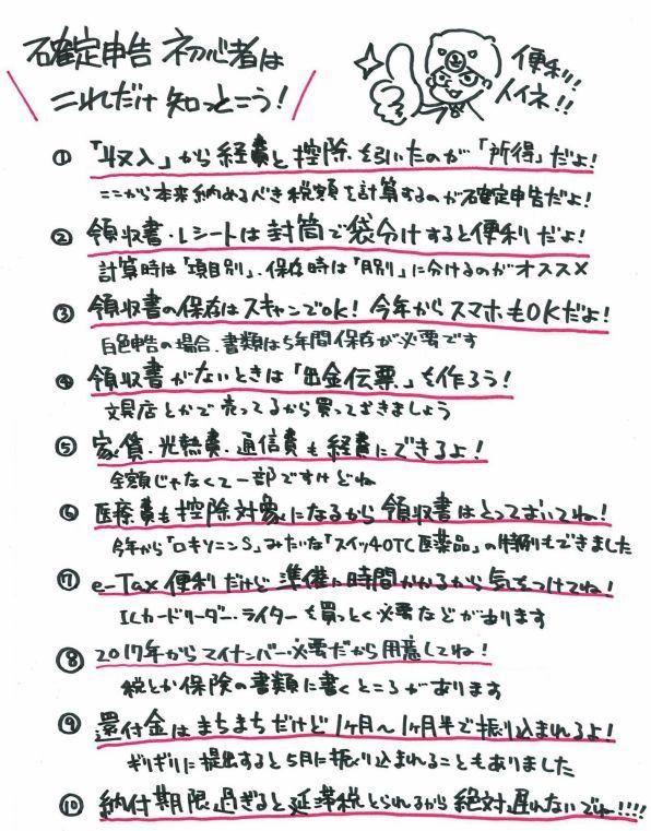 ASCII.jp:ぜひ覚えて! 確定申告で得するポイント!|くわしくおしえて確定申告