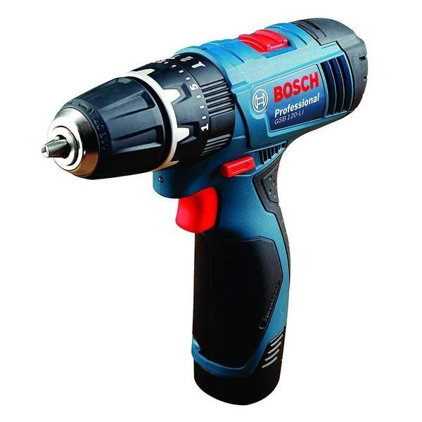 Bosch Cordless Drill Driver Gsb 120 Li Cordless Drill Drill Driver Cordless Impact Drill