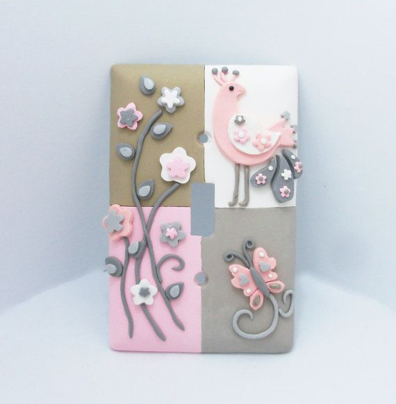 .cute light switch cover