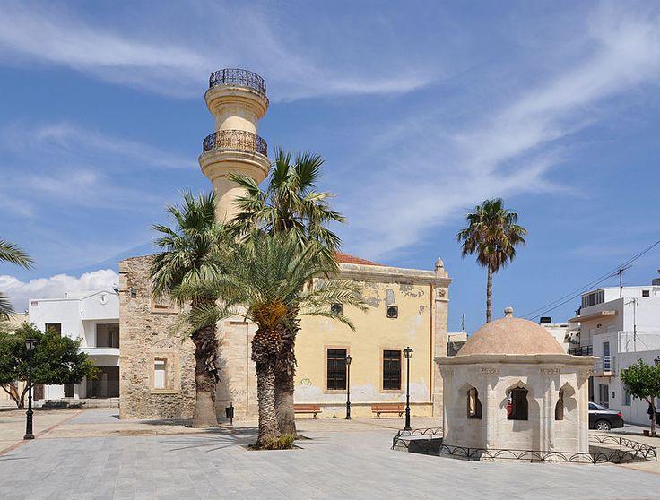 Old Ottoman mosque-Ierapetra .Crete