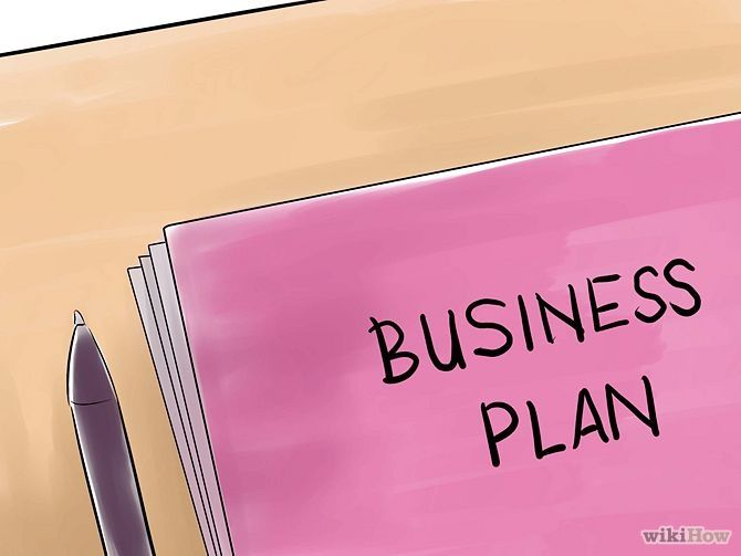 How to start your own business online business plan