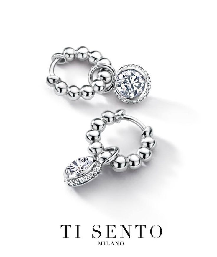 Ti Sento earrings