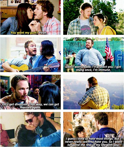 Andy and April, Parks and Recreation