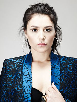 Coachella Newbie Jessie Ware Talks Fans & The Importance Of False Lashes #Refinery29