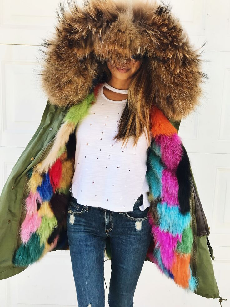 winter coats, fur winter coats, mutli color fur coats, coats with multi color fur, stylish winter coats, winter coats for women, winter coats for girls, how to style your winter coats, what to wear in the winter, winter coat outfits, colorful winter coats, winter outfit inspiration, winter coats warmest, winter coats 2017, winter coats fur hood, winter coats fur lined, winter coats fur collar