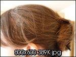 Haare nicht Waschen, Haare ohne Shampoo waschen/pflegen
