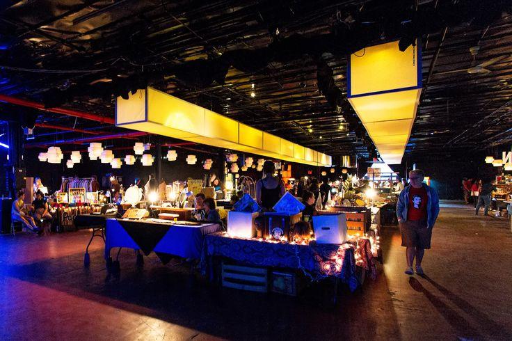 Brooklyn Night Bazaar Nyc Nyc Life Pinterest Night