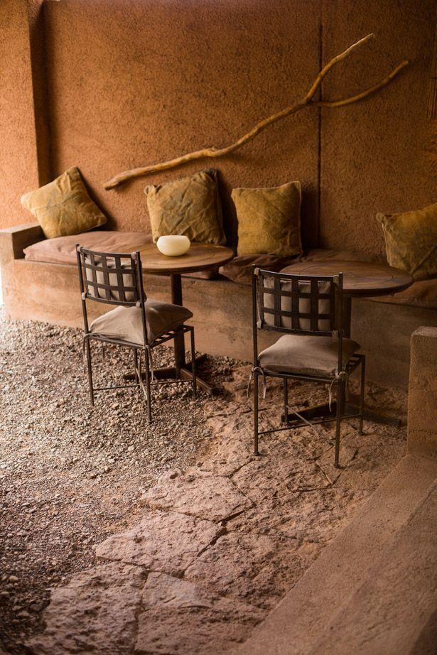 Hotel Alto Atacama, Chile. #chile #southamerica #decor #texture