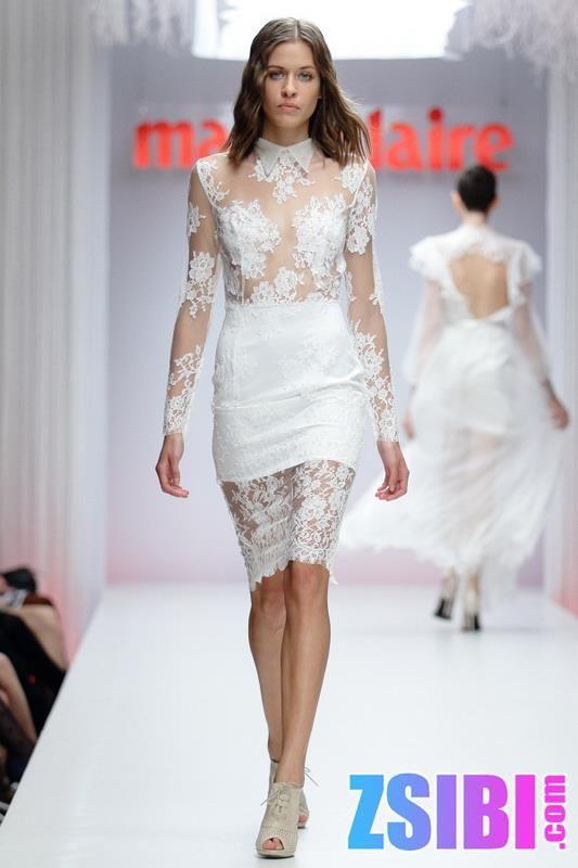 Nora Sarman Bridal collection / photo Pinewood Weddings / dress Ametist