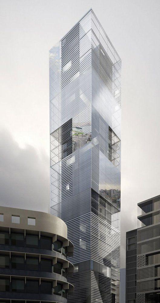 Mirror Tower / LAN Architecture,                                                                                                                                                      More