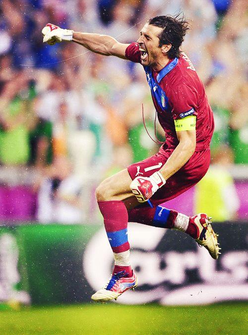 Gianluigi Buffon, Italy NT. #euro2012