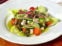 Греческий салат «Franck Dieudonné»