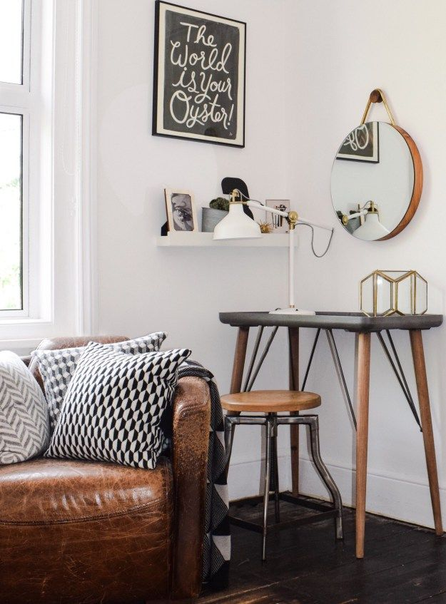Hygge interiors, cosy home, our scandinavian style bedfroom