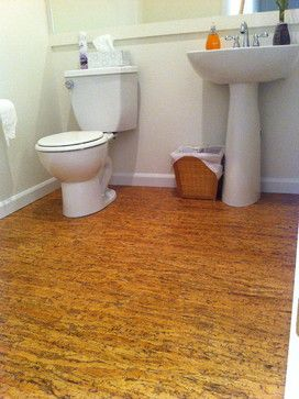 And Itu0027s Relatively Inexpensive Perfect For That Bathroom Remodel Cork Floor In