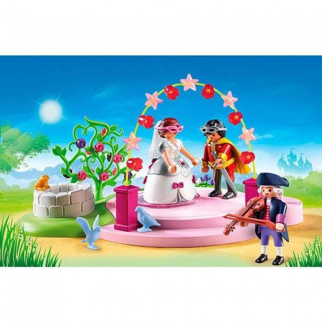 Playmobil Princesses Bal masqué - Castello | Jeux et Jouets