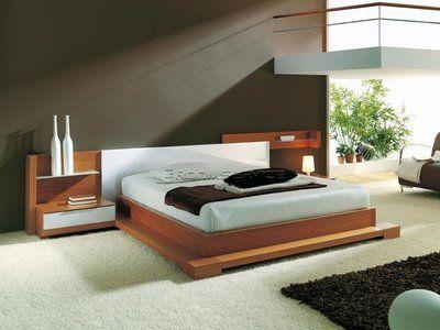 25 melhores ideias de camas de plataforma no pinterest - Somier japones ...