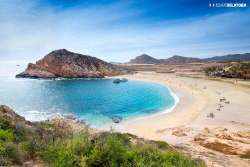 Crystalline Bay of Baja California Sur #josafatdelatoba #cabophotographer #bajacaliforniasur #mexico #sea #landscape