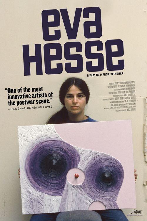 Watch Eva Hesse 2016 Full Movie Online Free