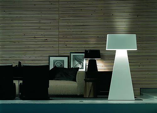 Lampada da terra Bag-design Carlo Colombo- Penta