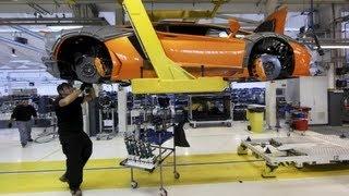 Video: LAMBORGHINI Aventador - from concept to the supreme Supercar