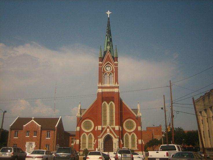 St. Matthews Catholic Church, Monroe, Louisiana - Wikipedia, the free encyclopedia