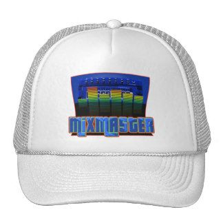 Mix Master Hip Hop street wear - Cap Trucker Hat  Another matching Hip Hop street wear accessory from the Mix Master Collection.... the Mix Master Cap.  Show your love for Hip-Hop with this uniquely designed Mix Master street wear cap. The Mix Master hip hop style cap accessory is a great addition to your hip hop outfit and is good also for back to school wear, birthday gifts, Christmas gifts or just to Rock!  Don't forget the matching Mix Master street wear sneakers and T-shirt!