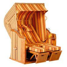 SonnenPartner Rustikal 250 Plus beach chair