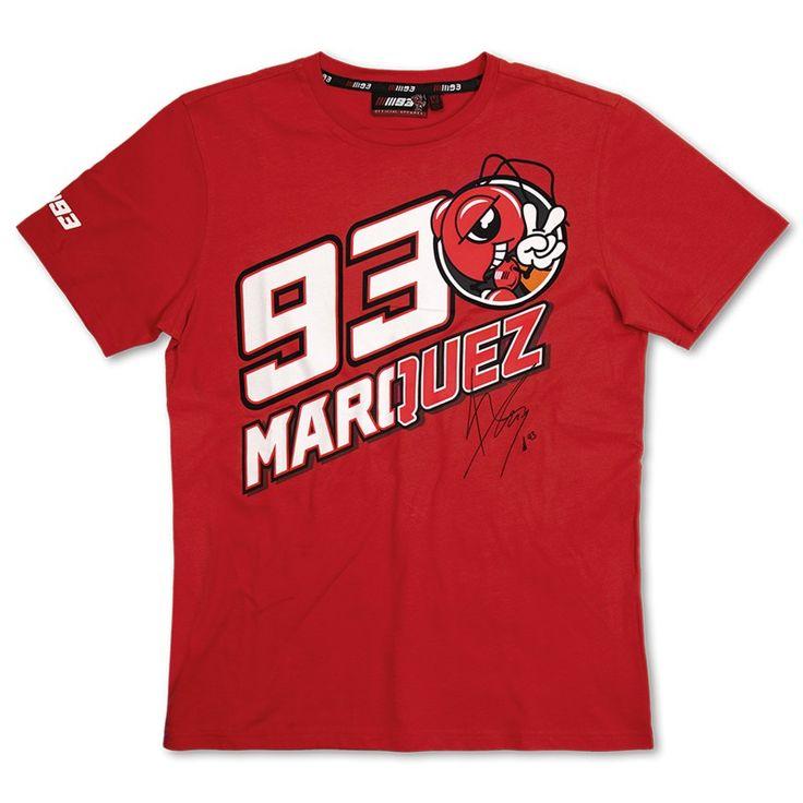 Camiseta Marc Marquez 2015.