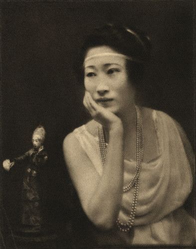 Mme. Wellington Koo (Hui-lan Oei), 1921 by E.O. Hoppé