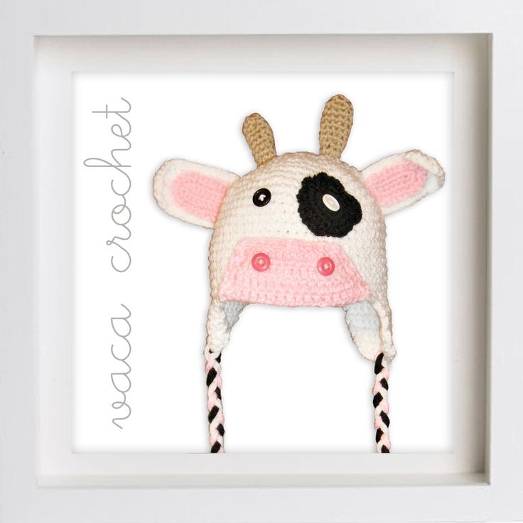 Vaca crochet