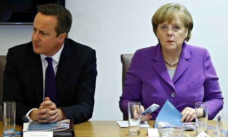 Angela Merkel is key partner for EU reform, says William Hague - THE GUARDIAN #Merkel, #EU, #Cameron