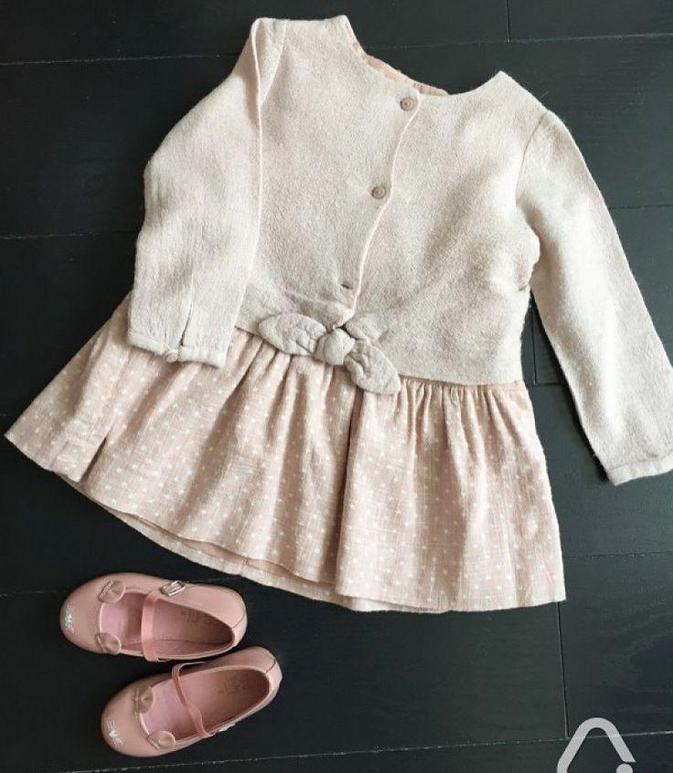 Платье Zara в идеальном состоянии (маркировка 92, фактически 80/86) и туфли (новые) Zara, р.19, цена за комплект 1 000 ₽✨