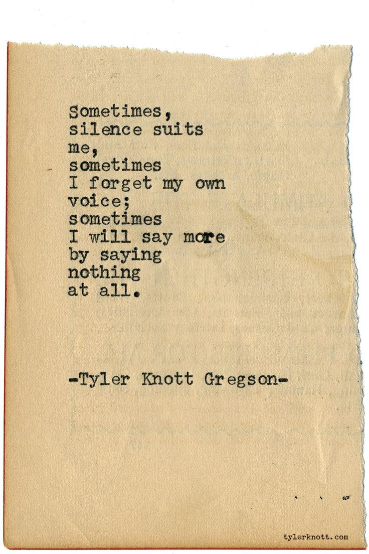 Typewriter Series #1893 by Tyler Knott Gregson Check out my Chasers of the Light Shop! chasersofthelight.com/shop