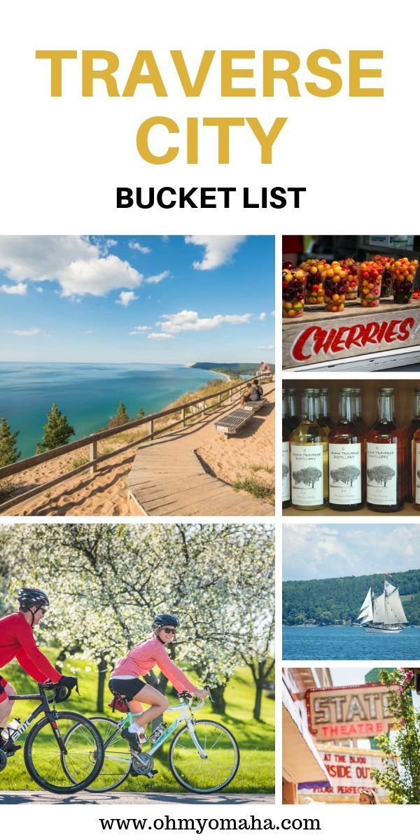 My Traverse City Bucket List Traverse City Michigan Traverse City Michigan Travel