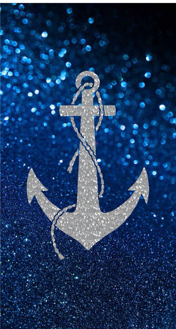 iPhone 5 wallpaper, blue glitter, sliver anchor! http://iphonetokok-infinity.hu http://galaxytokok-infinity.hu http://htctokok-infinity.hu