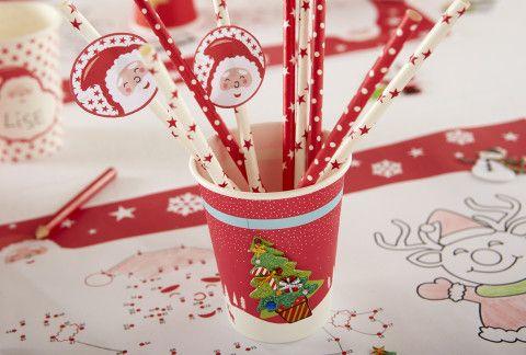 Pour votre table de Noël - Personnalisez votre vaisselle - Mesa Bella Blog