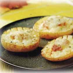 Receta de Patatas al horno